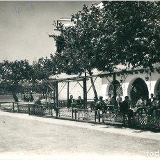 Postales: ROSAS (GERONA) - PASEO MARÍTIMO - RAREZA, NUNCA VISTA EN TODOCOLECCION. Lote 182896778