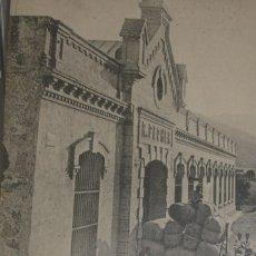 Postales: SANT FELIU DE GUIXOLS INDUSTRIAL FABRICA DE TAPONES DE D.R. PECHER Nº4 EMILIO CANET . Lote 182984702