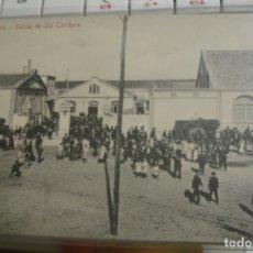 Postales: PALAMÓS SALIDA DE LA CORCHERA - PORTAL DEL COL·LECCIONISTA *****. Lote 182994205