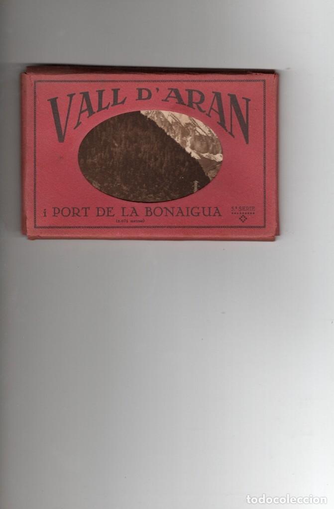 VALLD'ARAN I PORT BONAIGUA. ESTUCHE DE 20 POSTALES. COMPLETO (Postales - España - Cataluña Antigua (hasta 1939))