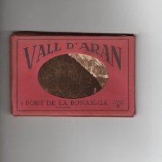 Postales: VALLD'ARAN I PORT BONAIGUA. ESTUCHE DE 20 POSTALES. COMPLETO. Lote 183069616