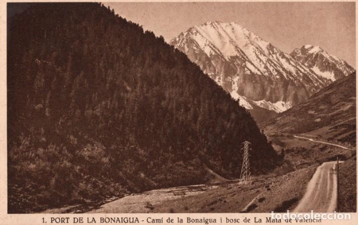 Postales: valld'aran i port bonaigua. estuche de 20 postales. completo - Foto 2 - 183069616