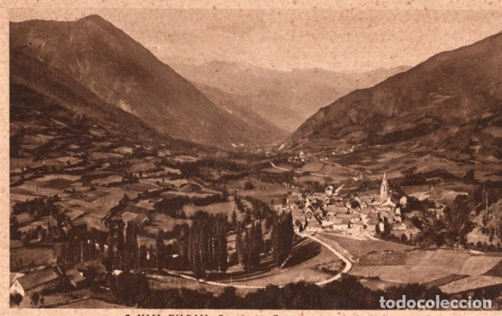 Postales: valld'aran i port bonaigua. estuche de 20 postales. completo - Foto 3 - 183069616