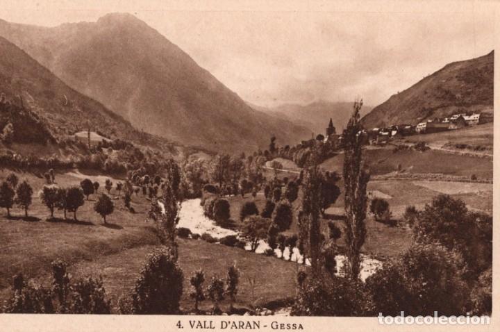 Postales: valld'aran i port bonaigua. estuche de 20 postales. completo - Foto 5 - 183069616