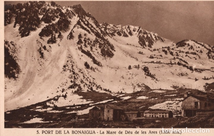 Postales: valld'aran i port bonaigua. estuche de 20 postales. completo - Foto 6 - 183069616