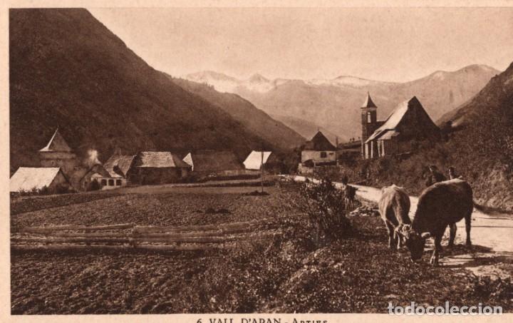 Postales: valld'aran i port bonaigua. estuche de 20 postales. completo - Foto 7 - 183069616