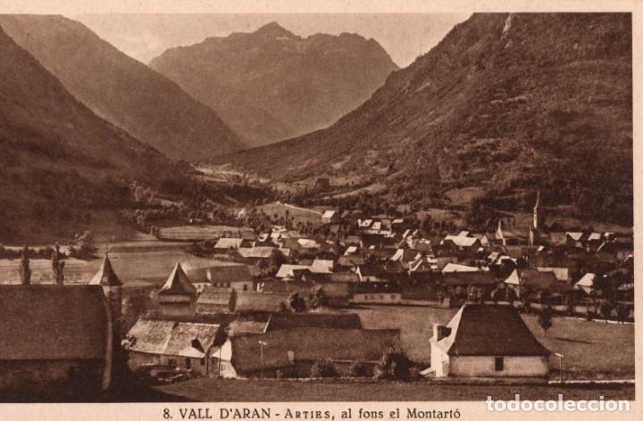 Postales: valld'aran i port bonaigua. estuche de 20 postales. completo - Foto 8 - 183069616