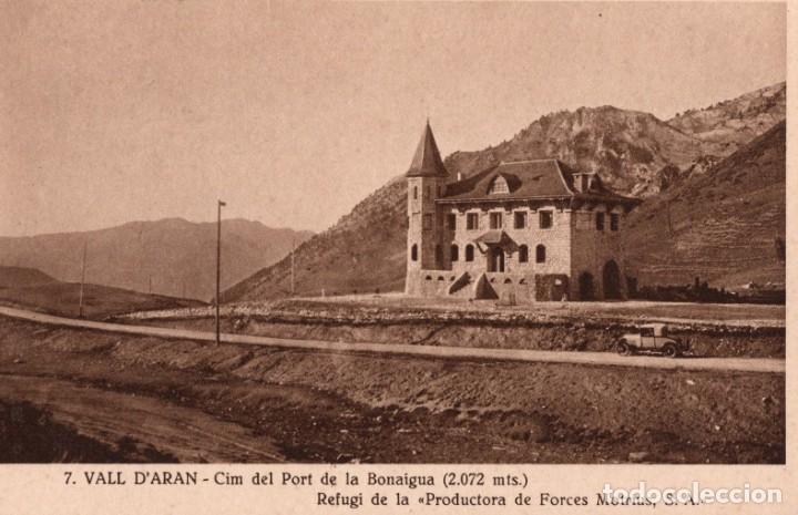 Postales: valld'aran i port bonaigua. estuche de 20 postales. completo - Foto 9 - 183069616