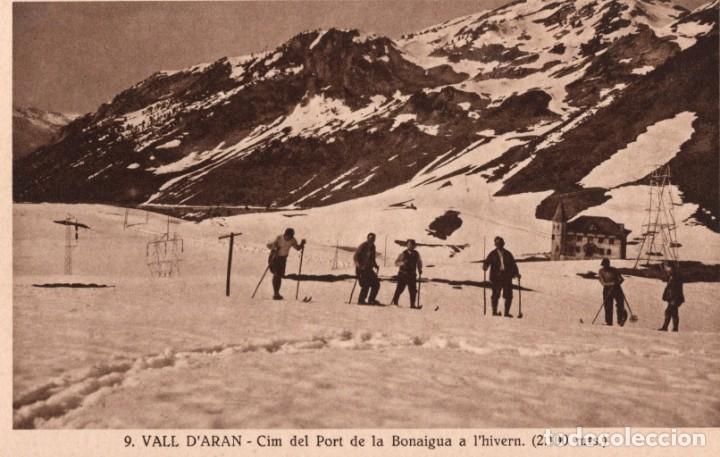 Postales: valld'aran i port bonaigua. estuche de 20 postales. completo - Foto 10 - 183069616