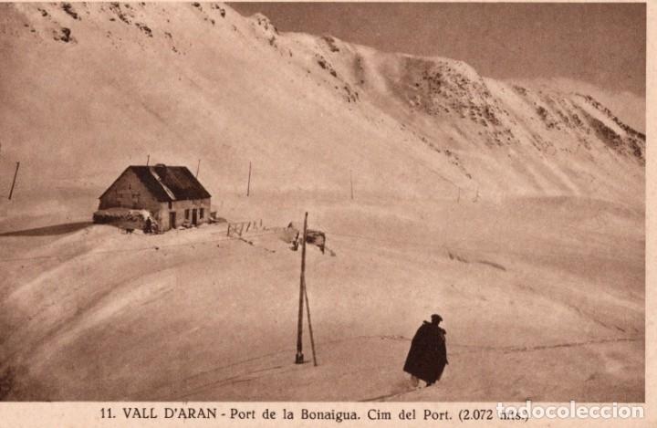 Postales: valld'aran i port bonaigua. estuche de 20 postales. completo - Foto 12 - 183069616
