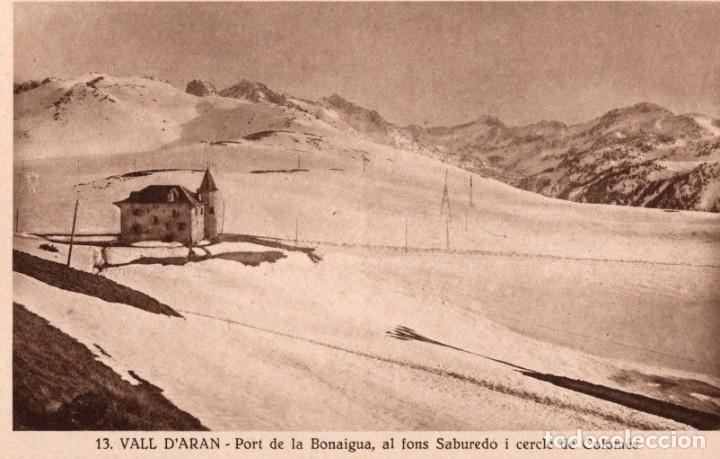 Postales: valld'aran i port bonaigua. estuche de 20 postales. completo - Foto 14 - 183069616