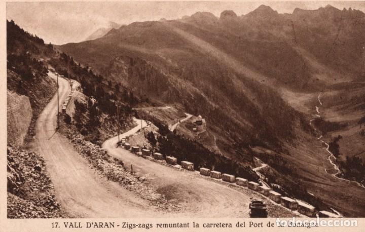 Postales: valld'aran i port bonaigua. estuche de 20 postales. completo - Foto 18 - 183069616