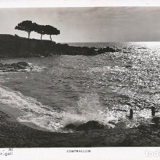 Postales: CALELLA DE PALAFRUGELL-GIRONA. Lote 183389008