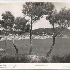 Postales: CALELLA DE PALAFRUGELL-GIRONA. Lote 183389120