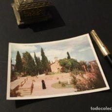 Postales: ANTIGUA POSTAL MONTSERRAT FORMIDABLE . Lote 183431157