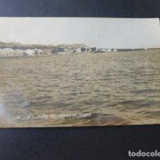 Postales: MASNOU BARCELONA VISTA PANORAMICA POSTAL FOTOGRAFICA. Lote 183436085