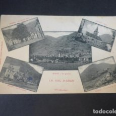 Postales: BOSOST VALL DE ARAN LERIDA LLEIDA VARIAS VISTAS. Lote 183454760