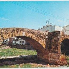 Postales: LA BIBAL, PUENTE ROMÁNICO SOBRE RIO DARO - CARRERA DE LA RED Nº 55 - S/C. Lote 183530376