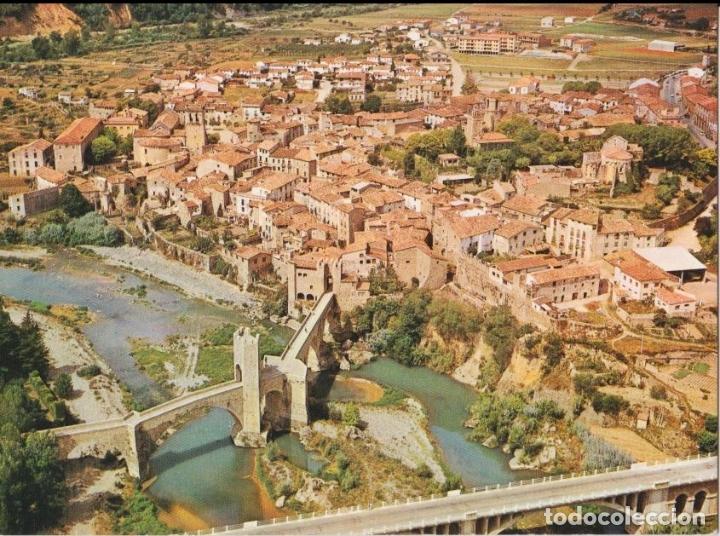 BESALÚ (GIRONA) VISTA GENERAL - PIC Nº GE 3519 - S/C (Postales - España - Cataluña Moderna (desde 1940))