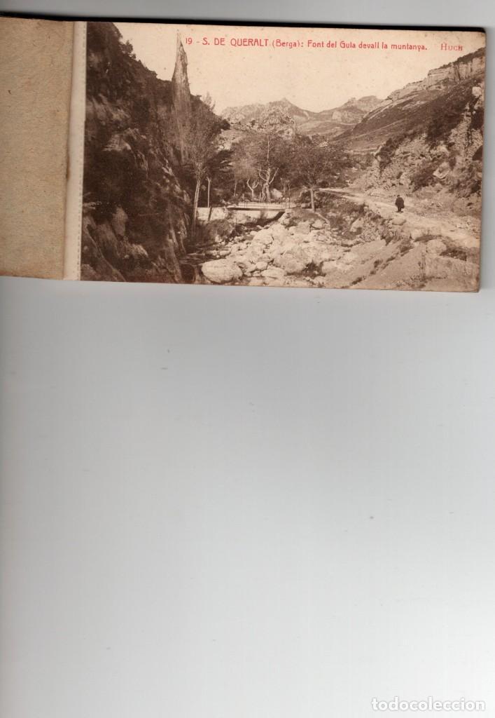 Postales: berga. record ntra sra de queralt. tomo II. bloc de 18 postales completo - Foto 2 - 183575435