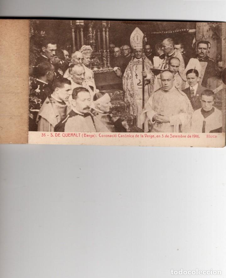 Postales: berga. record ntra sra de queralt. tomo II. bloc de 18 postales completo - Foto 3 - 183575435