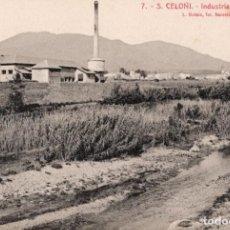 Postales: SANT CELONI. 7 INDUSTRIA LLETTERA, S.A.. ROISIN. Lote 183583892