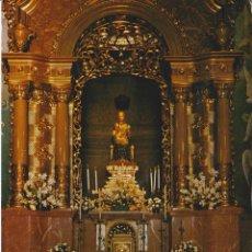 Postais: TORELLÓ (BARCELONA) NTRA.SRA. DE ROCAPREVERA, ALTAR MAYOR - EDITA FITER - S/C. Lote 183606857