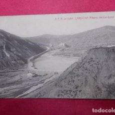 Postales: TARJETA POSTAL.A.T.V.-2589. CARDONA. RIBERAS DEL CARDONER. EDI: ANGEL TOLDRÁ.. Lote 183626296