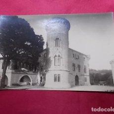 Postales: TARJETA POSTAL. SAN HILARIO SACALM. CASTILLO DEL MARQUÉS DE MONSOLIS. Lote 183695395
