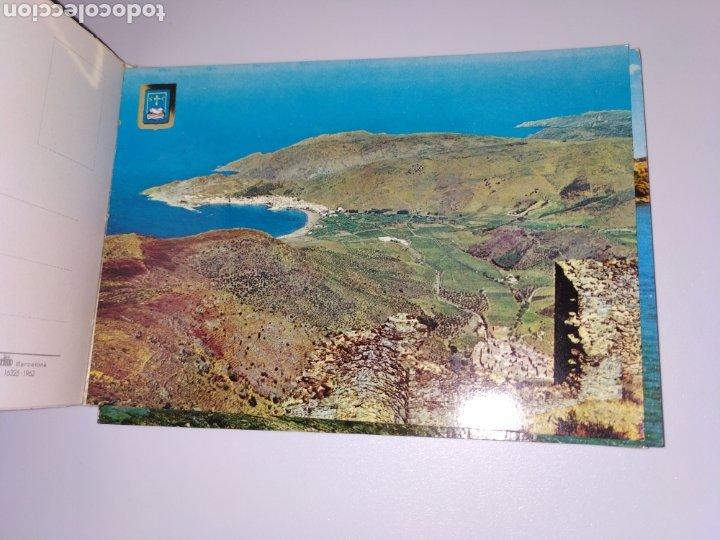 Postales: Tarjetas postales Port de llança Girona costa brava años 60 - Foto 2 - 183796945