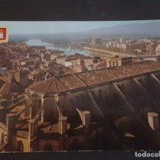 Postales: TORTOSA TARRAGONA VISTA CATEDRAL Y CIUDAD . Lote 183812551