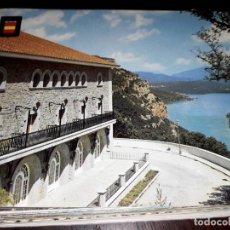 Postales: Nº 33214 POSTAL HOTEL PARADOR NACIONAL DE VICH BARCELONA. Lote 183849467