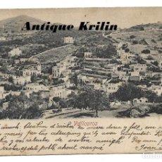 Postales: VALLCARCA Nº 16976 EDICION ROMMLER & JONES / CIRCULADA . Lote 183861046