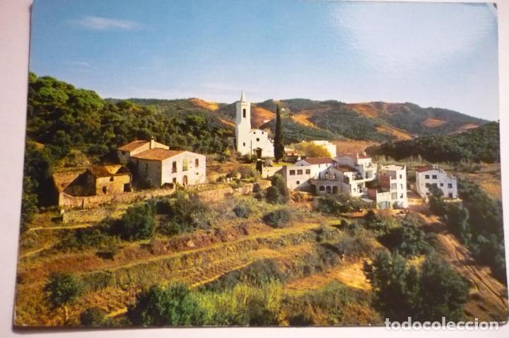 POSTAL SAN CEBRIA DE VALLALTA-PARCIAL (Postales - España - Cataluña Moderna (desde 1940))