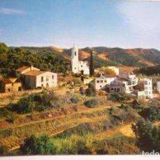 Postales: POSTAL SAN CEBRIA DE VALLALTA-PARCIAL. Lote 183867807