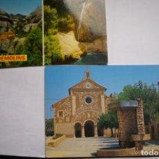 Postales: LOTE POSTALES ULLDEMOLINS. Lote 183867832