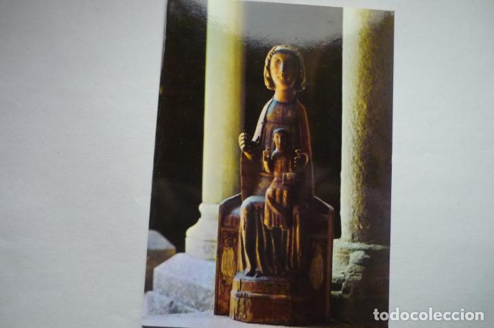 POSTAL STA.MARIA DE LLUÇA - IMAGEN STA.MARIA DE LLUÇA (Postales - España - Cataluña Moderna (desde 1940))