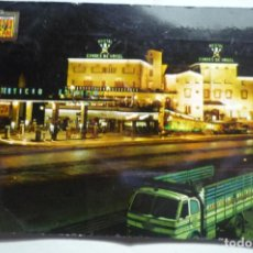 Postales: POSTAL LLEIDA.-HOSTAL CONDE DURGELL NOCTURNA- CIRCULADA. Lote 183893226