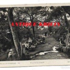Postales: SAN FELIU DE CODINAS Nº 16 FUENTE DEL FONOLL .- EDICION UMBERT . Lote 183899172