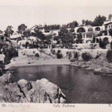 Postales: S´AGARÓ / SAGARÓ (COSTA BRAVA) - CALA PADROSA (NO. 88) - ED. R. GASSÓ, FOT.. Lote 183923100