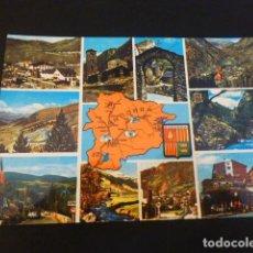 Postales: ANDORRA VARIAS VISTAS. Lote 184059435