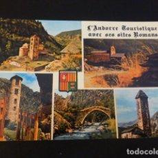 Postales: ANDORRA VARIAS VISTAS. Lote 184059452