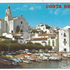 Postales: 5234 - COSTA BRAVA - CADAQUES ( GIRONA).- VISTA PARCIAL.. Lote 184533050