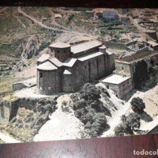 Postales: Nº 5242 POSTAL COLECCION CASTILLOS CASTILLO DE CARDONA BARCELONA. Lote 184586253