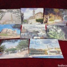 Postales: LOTE DE 15 POSTALES DE VILA-RODONA. TARRAGONA. Lote 184629256