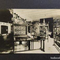 Postales: BARCELONA-TIENDA-GALLETAS VIÑAS Y CIA-POSTAL FOTOGRAFICA ANTIGUA-VER REVERSO-(65.006). Lote 184652615