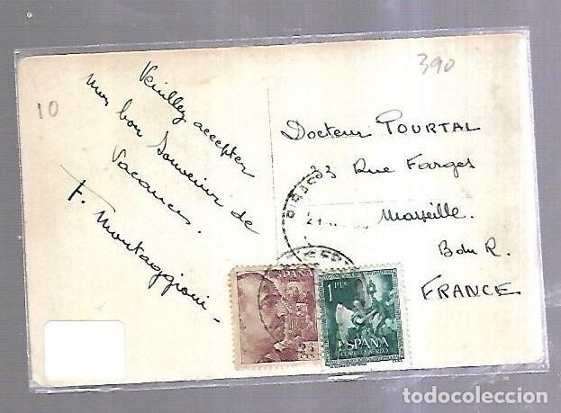 Postales: TARJETA POSTAL. RIBAS DE FRESER. GERONA. 920 M.S.M. FOTO VIGO. - Foto 2 - 184692813