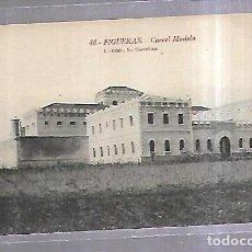 Postales: TARJETA POSTAL. FIGUERAS, GERONA. CARCEL MODELO. 48. L.ROISIN. Lote 184693400