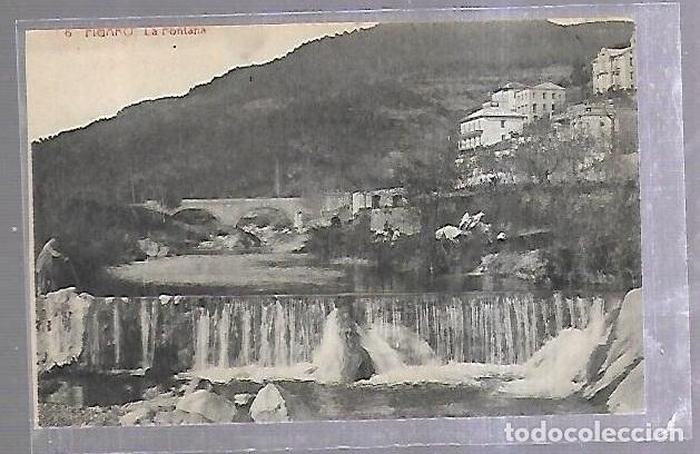 TARJETA POSTAL. BARCELONA. FIGARO. LA FONTANA. 6. THOMAS. (Postales - España - Cataluña Antigua (hasta 1939))
