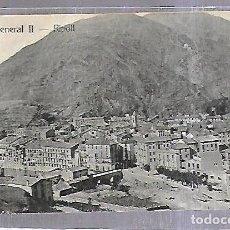 Postales: TARJETA POSTAL. RIPOLL, GIRONA- VISTA GENERAL II. J.M.RIPOLL. Lote 184694400